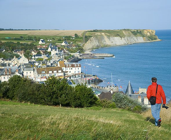 North Sea Voyage: Northern Europe and the Normandy Beaches